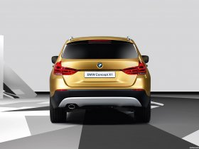Ver foto 3 de BMW X1 Concept 2008
