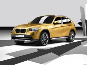 Ver foto 1 de BMW X1 Concept 2008