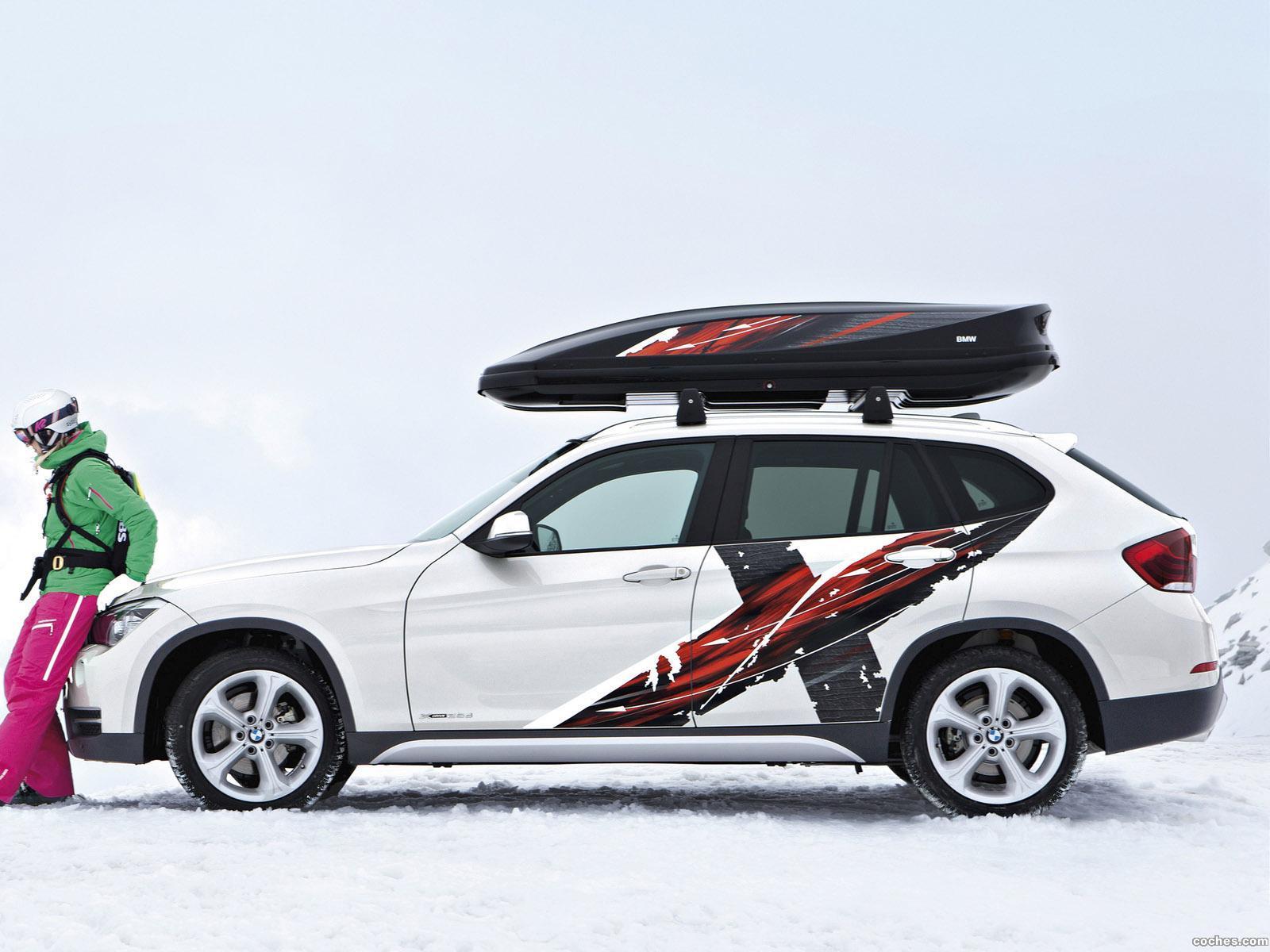 Foto 2 de BMW X1 Powder Ride Edition E84 2012