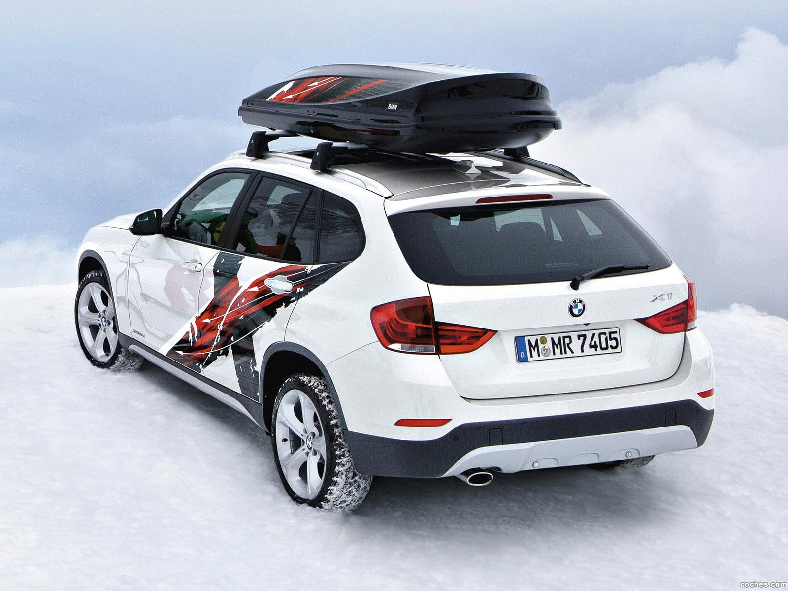 Foto 1 de BMW X1 Powder Ride Edition E84 2012
