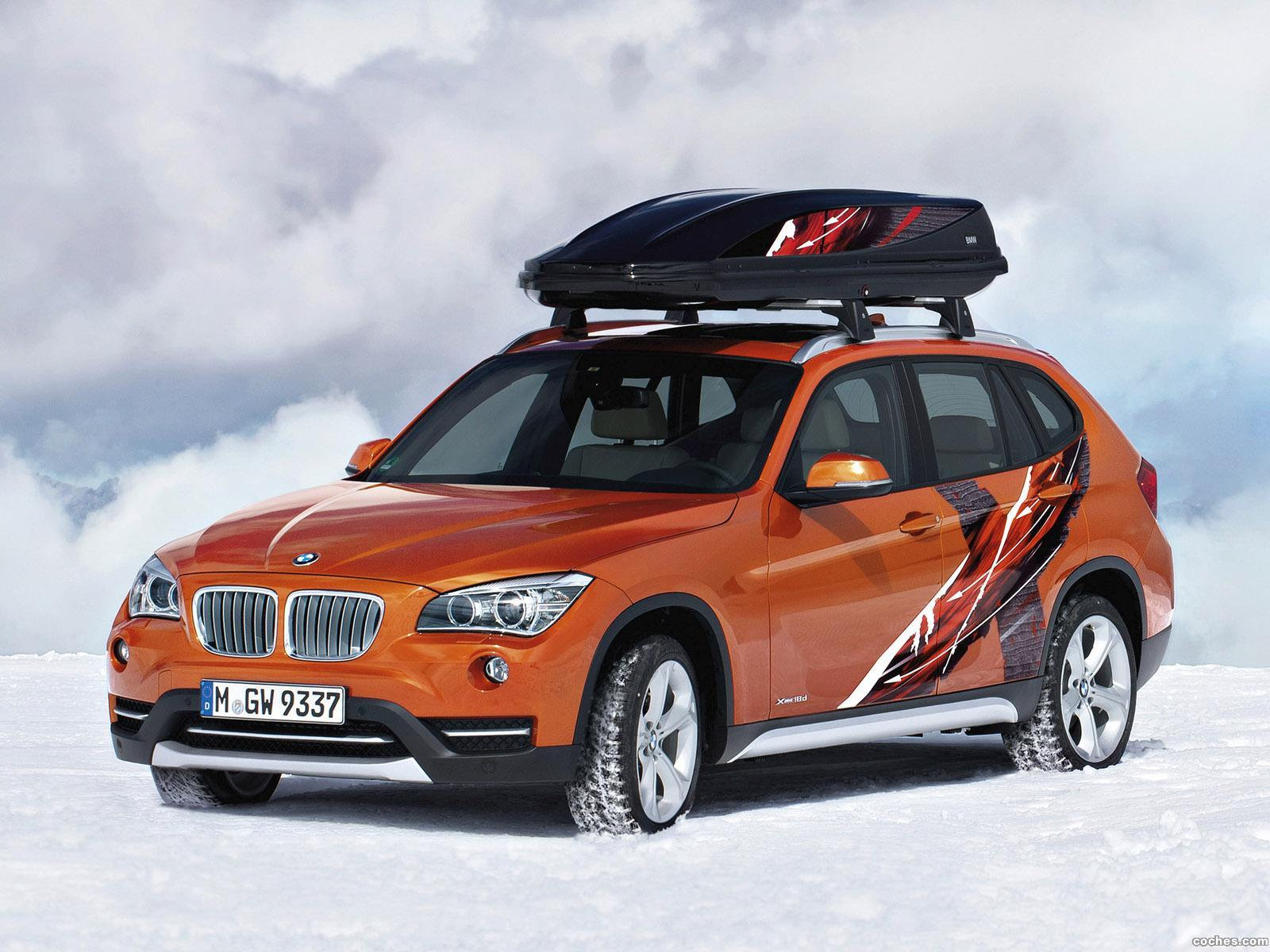 Foto 0 de BMW X1 Powder Ride Edition E84 2012