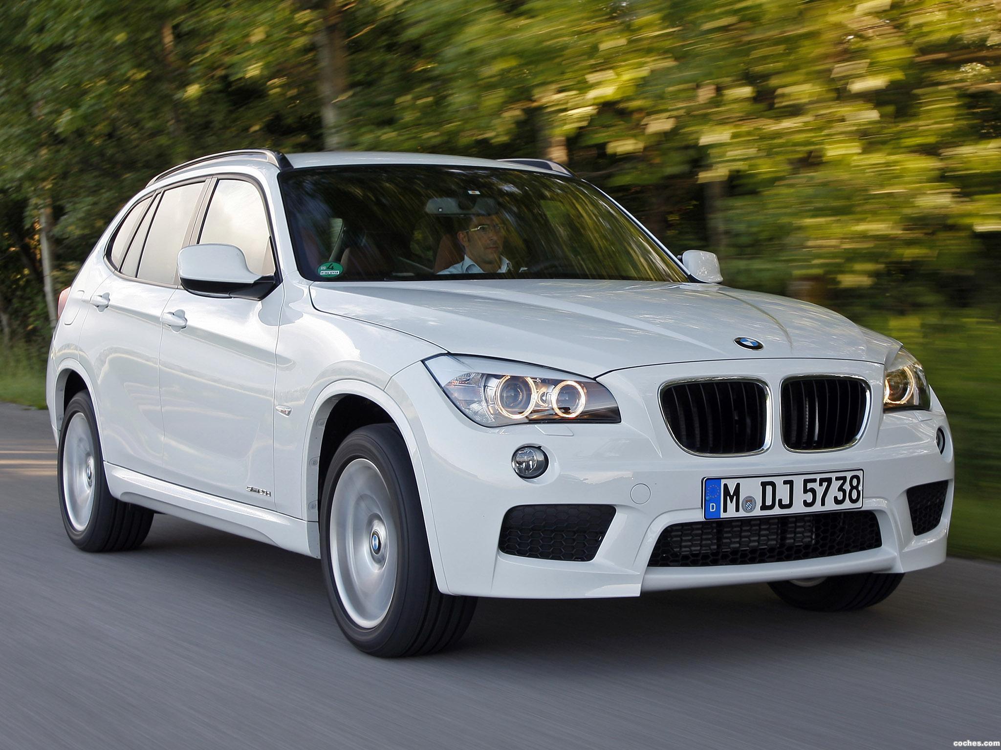 Foto 0 de BMW X1 sDrive20d EfficientDynamics Edition 2011