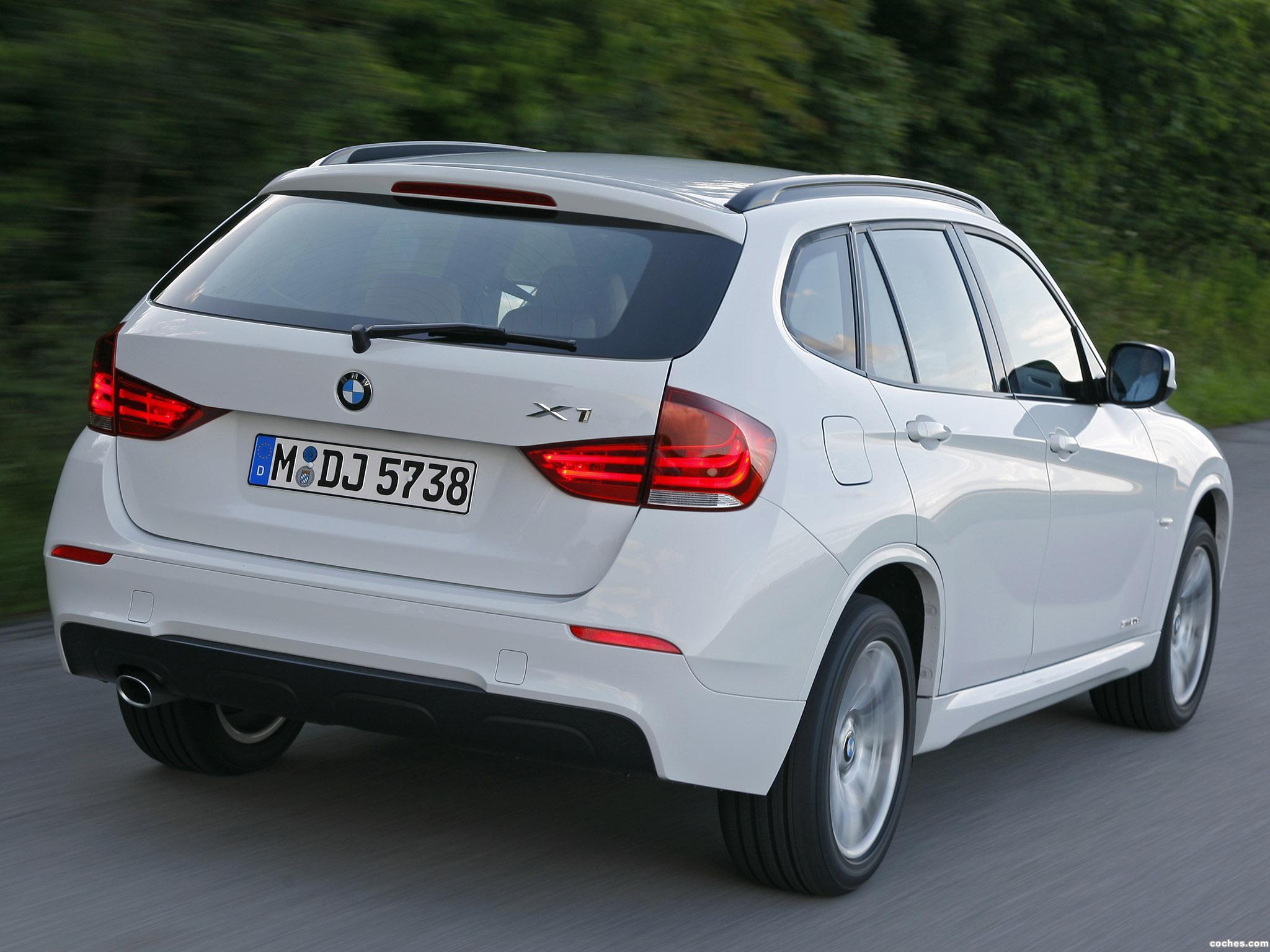 Foto 11 de BMW X1 sDrive20d EfficientDynamics Edition 2011