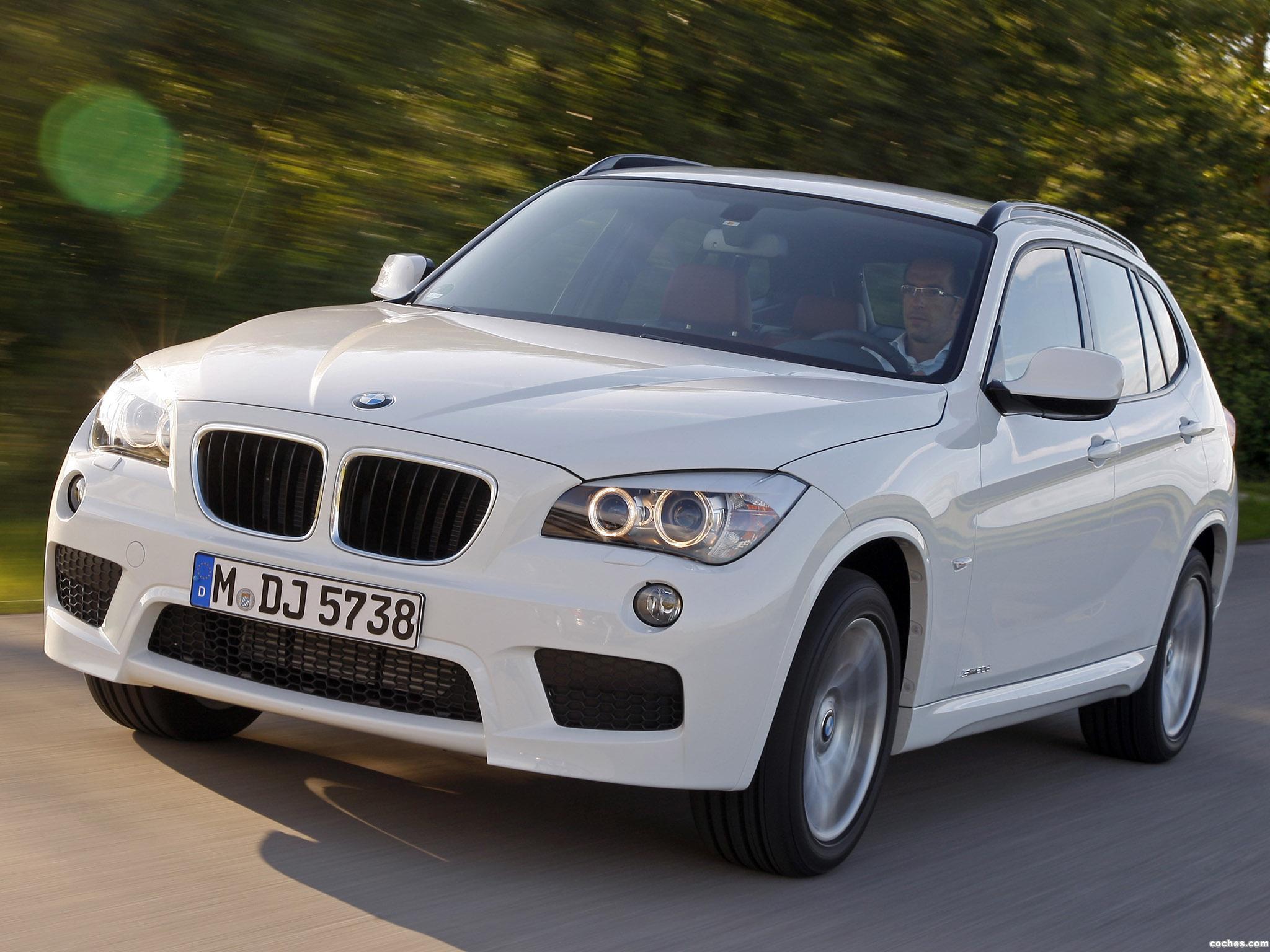 Foto 8 de BMW X1 sDrive20d EfficientDynamics Edition 2011