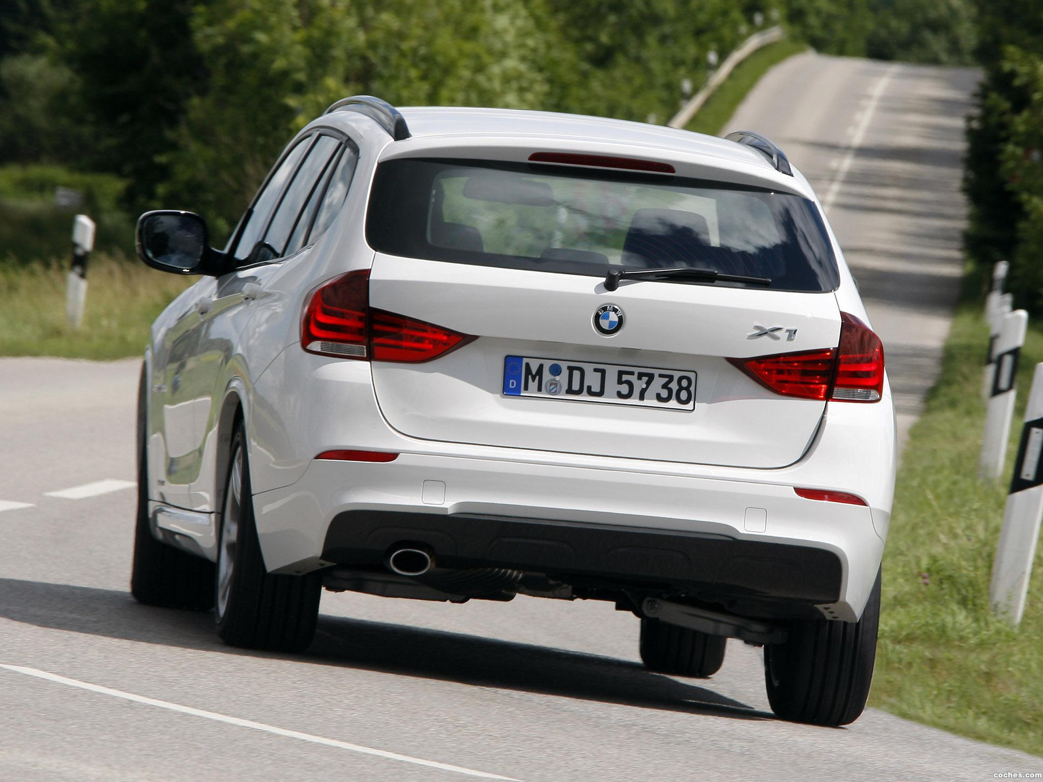 Foto 7 de BMW X1 sDrive20d EfficientDynamics Edition 2011