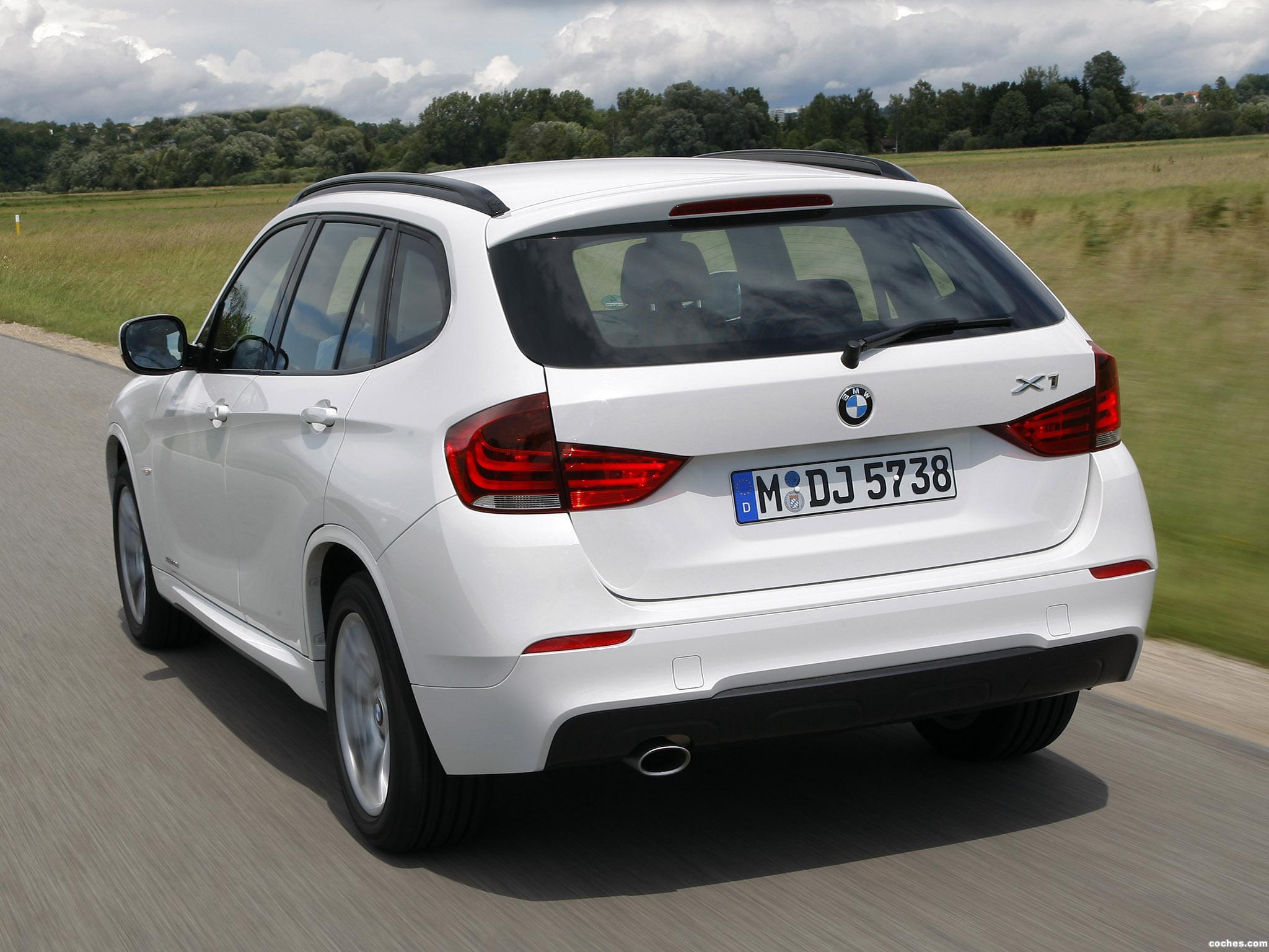Foto 6 de BMW X1 sDrive20d EfficientDynamics Edition 2011