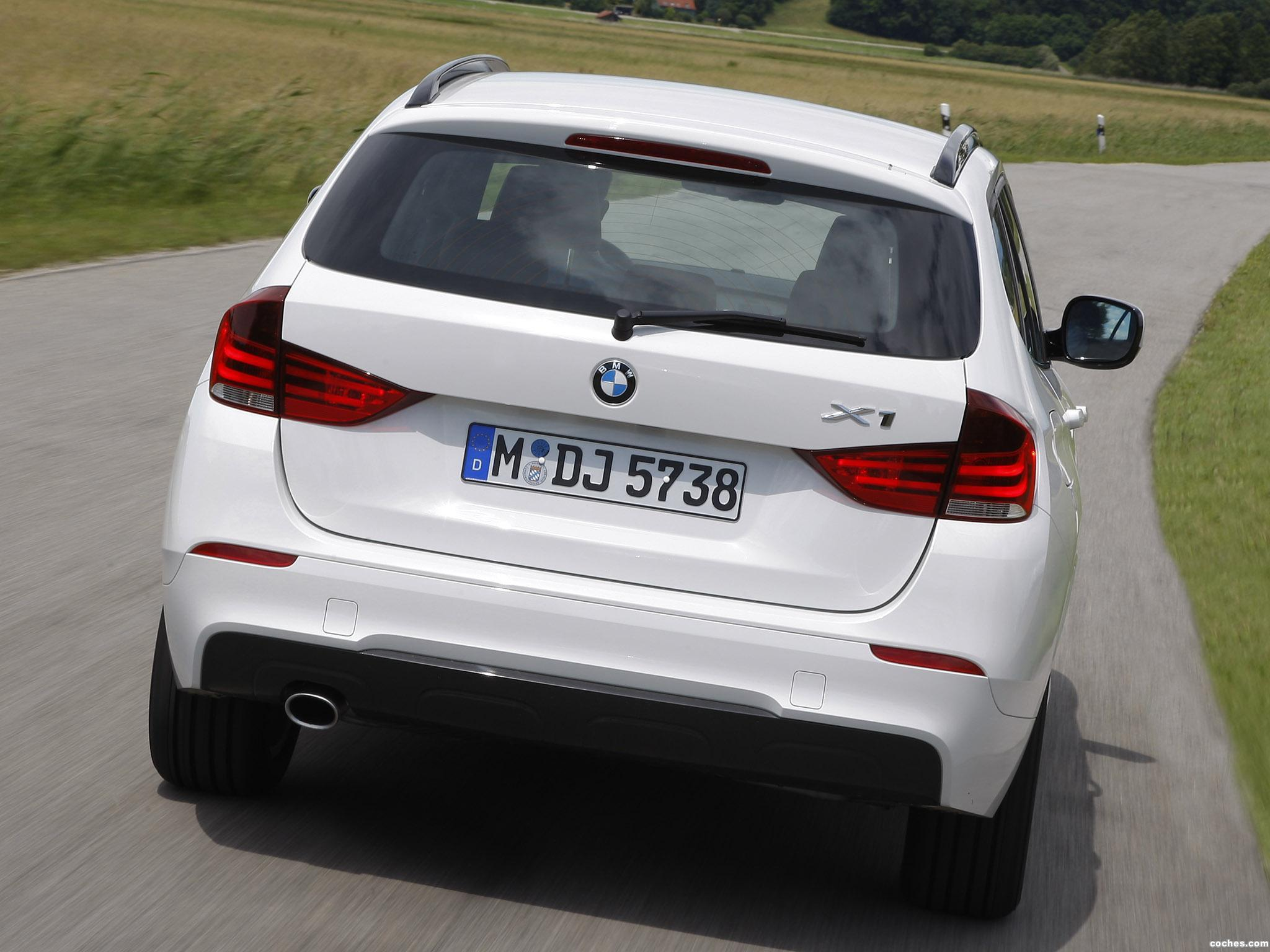 Foto 5 de BMW X1 sDrive20d EfficientDynamics Edition 2011