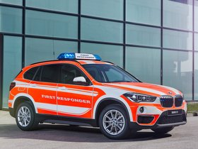 Fotos de BMW X1 xDrive18d First Responder F48 2017