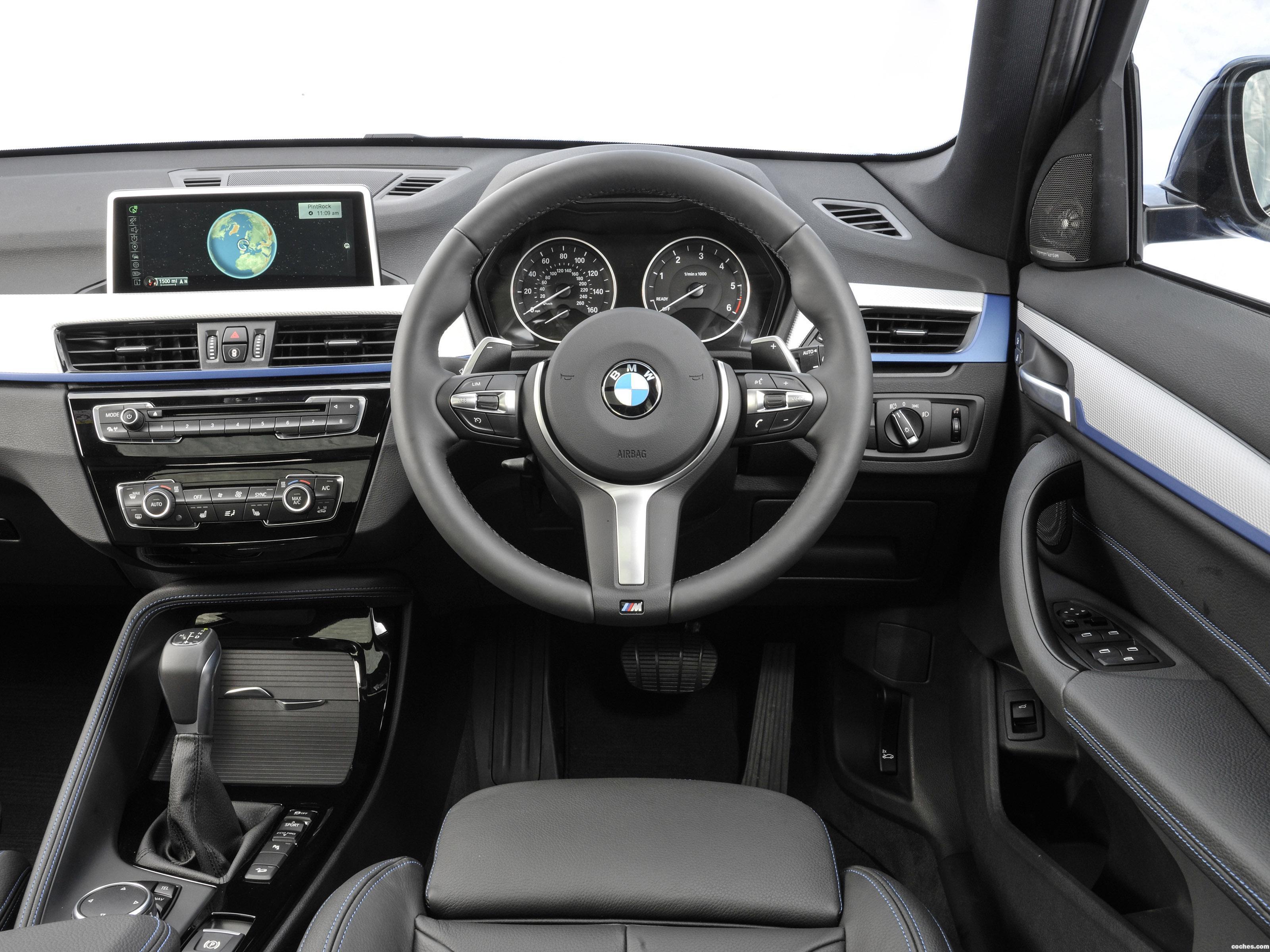 Foto 26 de BMW X1 xDrive20d M Sport F48  2015