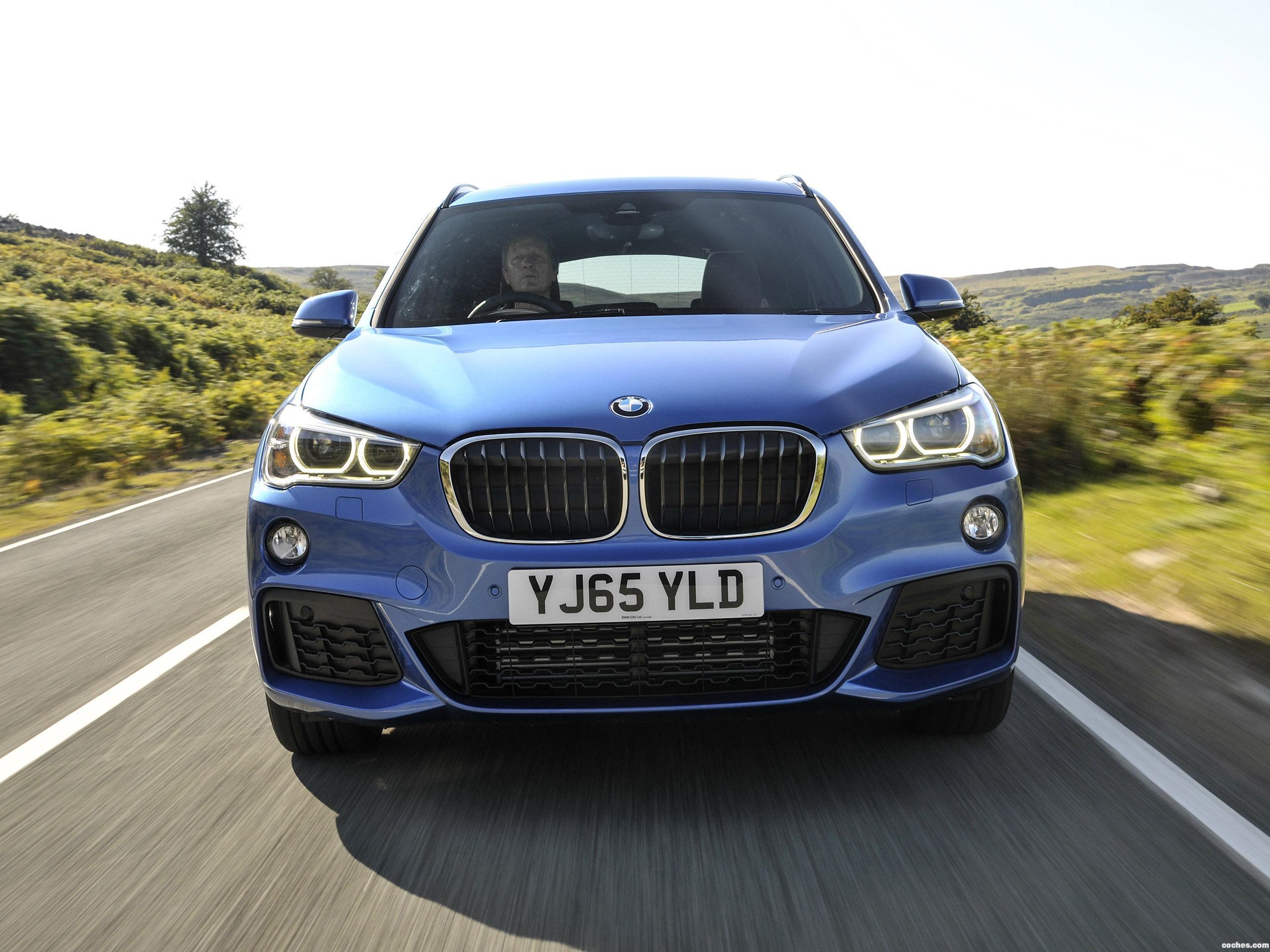 Foto 15 de BMW X1 xDrive20d M Sport F48  2015