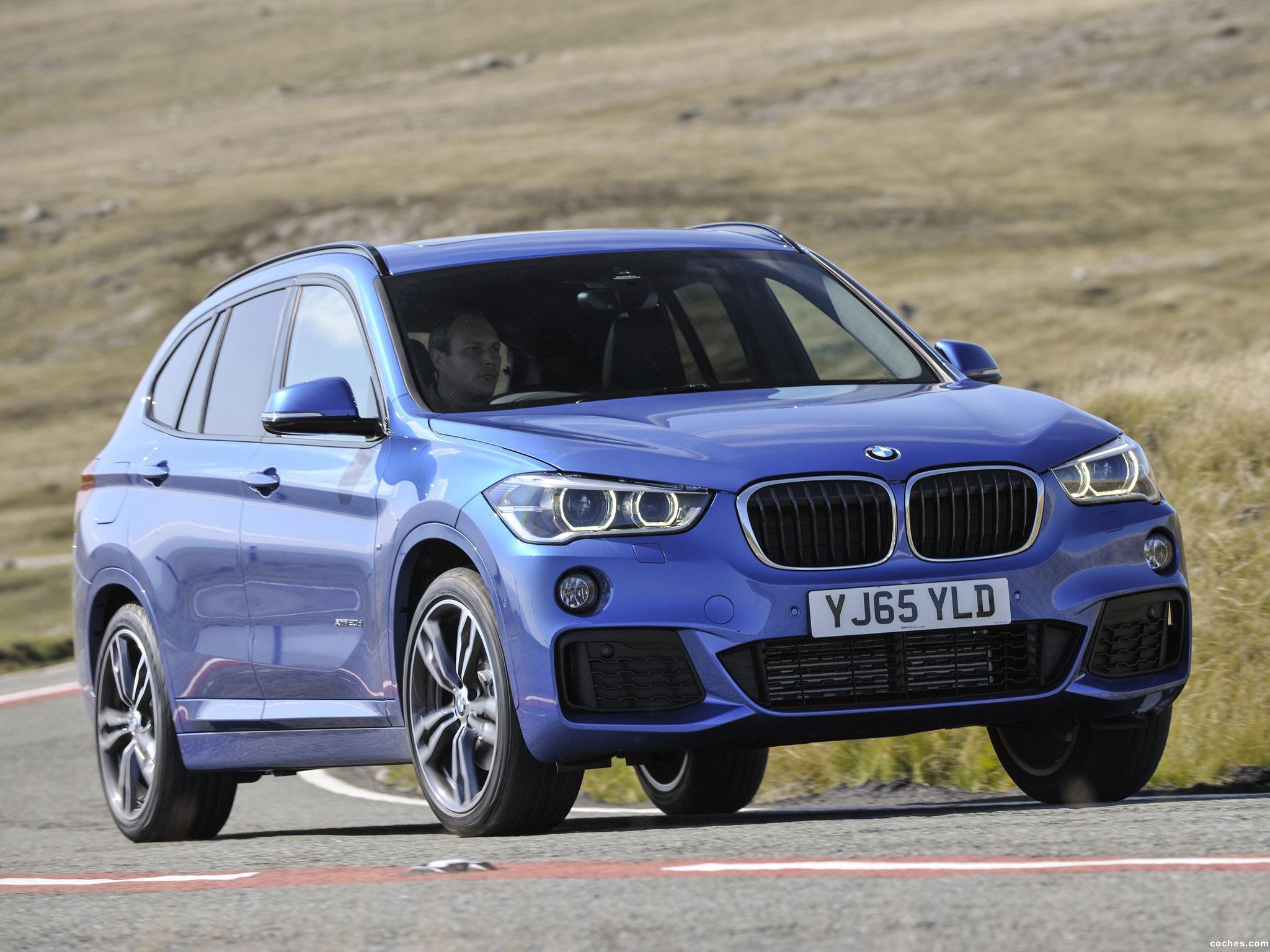 Foto 14 de BMW X1 xDrive20d M Sport F48  2015