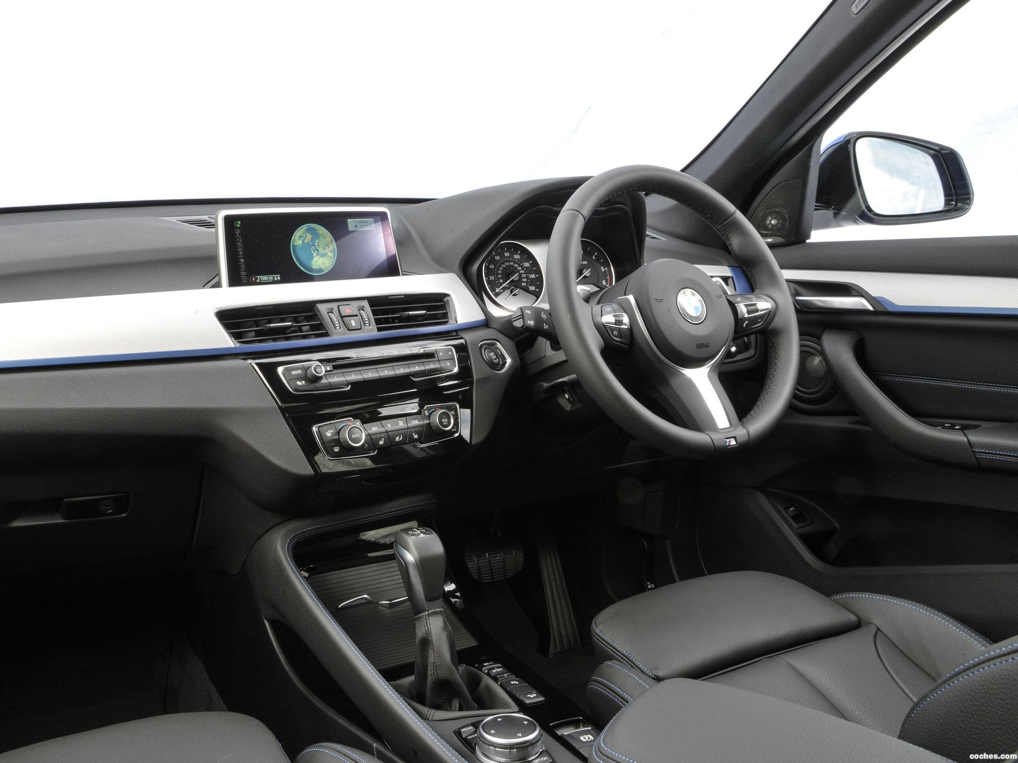 Foto 25 de BMW X1 xDrive20d M Sport F48  2015