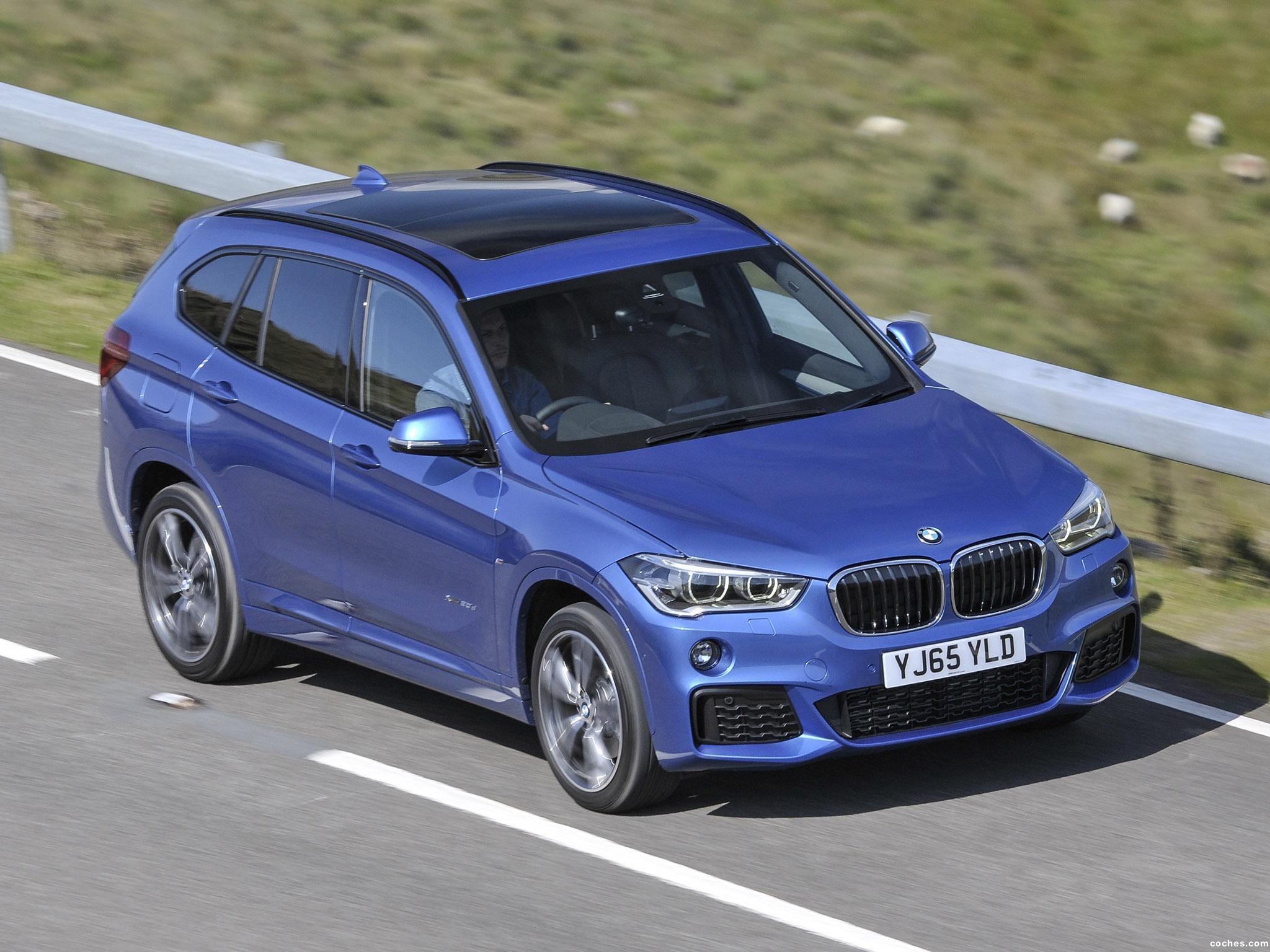 Foto 4 de BMW X1 xDrive20d M Sport F48  2015