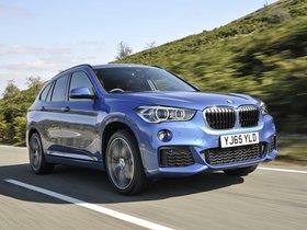 Ver foto 12 de BMW X1 xDrive20d M Sport F48  2015