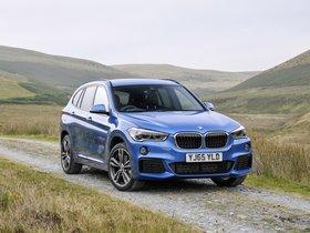 Ver foto 10 de BMW X1 xDrive20d M Sport F48  2015