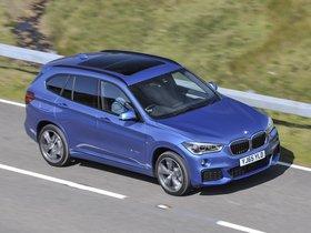 Ver foto 7 de BMW X1 xDrive20d M Sport F48  2015