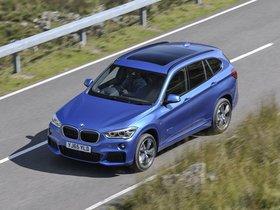 Ver foto 6 de BMW X1 xDrive20d M Sport F48  2015