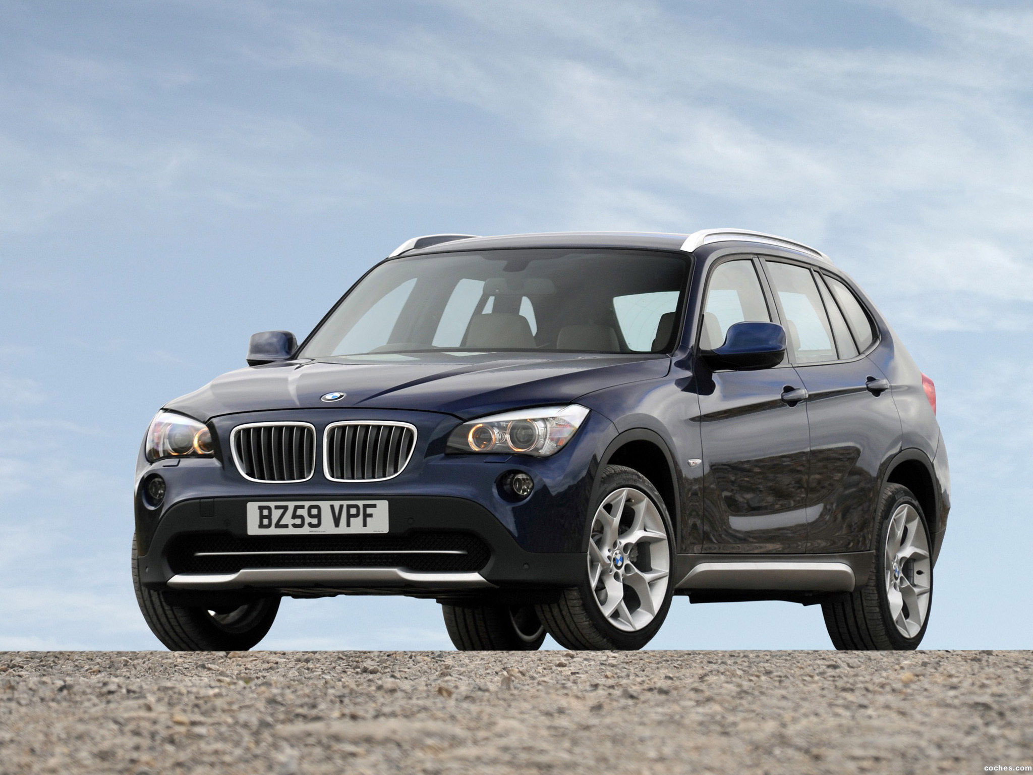 Foto 6 de BMW X1 xDrive20d UK E84 2009