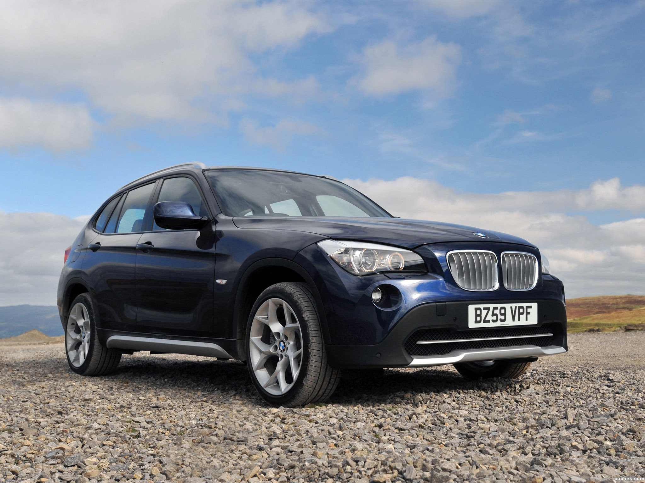 Foto 4 de BMW X1 xDrive20d UK E84 2009