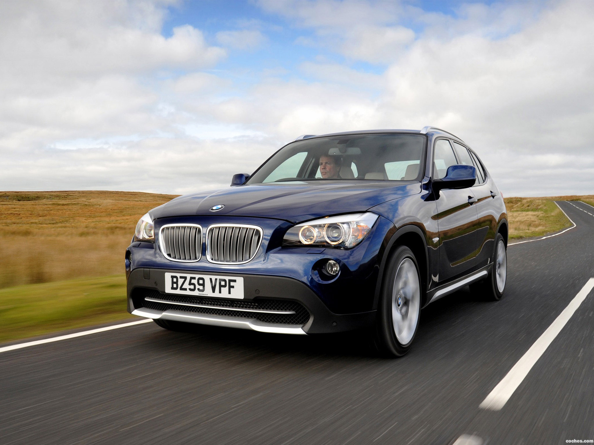 Foto 2 de BMW X1 xDrive20d UK E84 2009