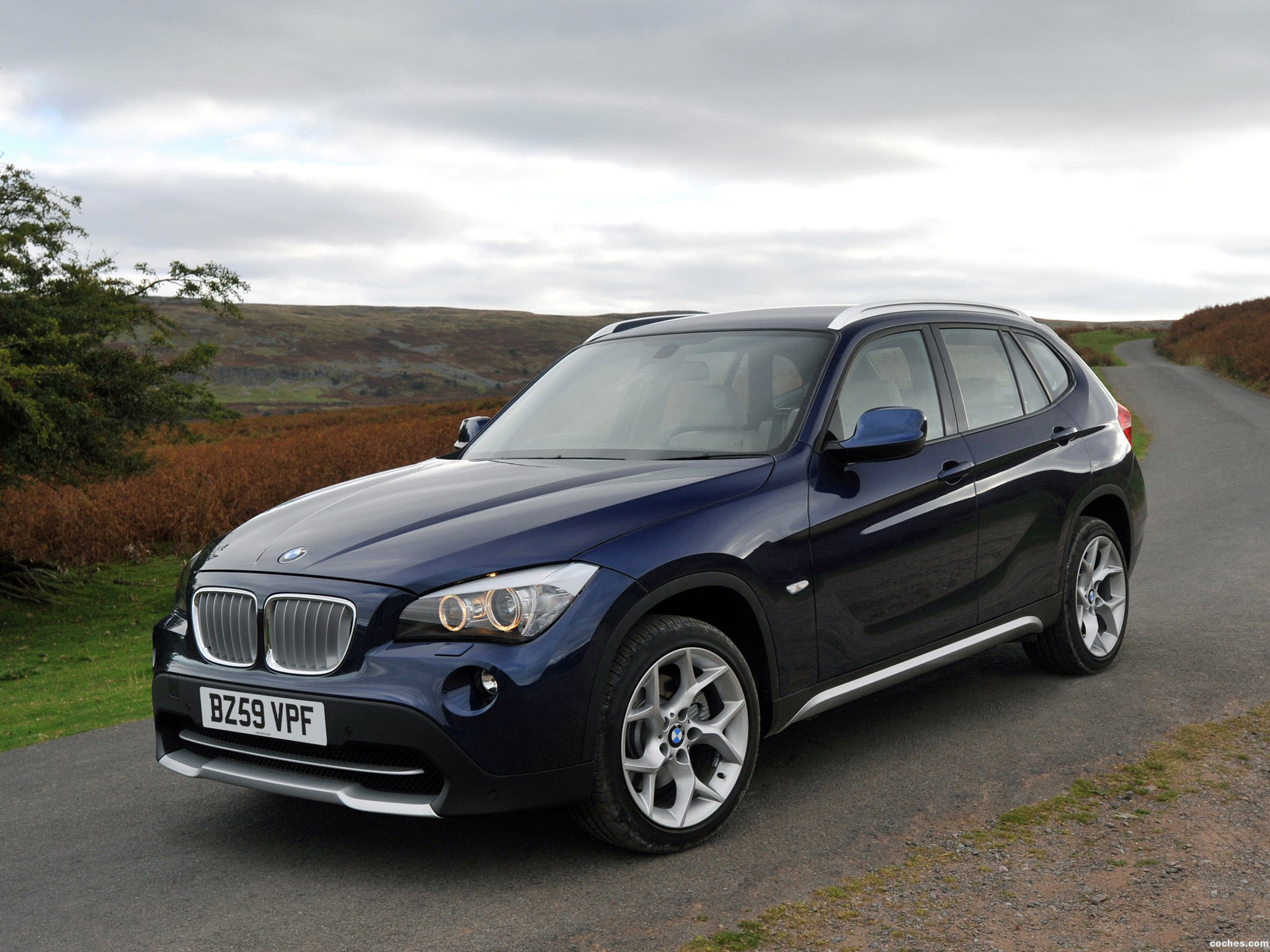 Foto 0 de BMW X1 xDrive20d UK E84 2009