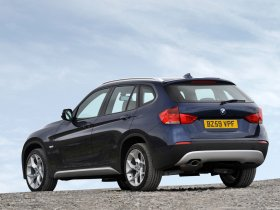 Ver foto 6 de BMW X1 xDrive20d UK E84 2009