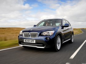 Ver foto 3 de BMW X1 xDrive20d UK E84 2009