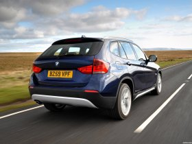 Ver foto 2 de BMW X1 xDrive20d UK E84 2009