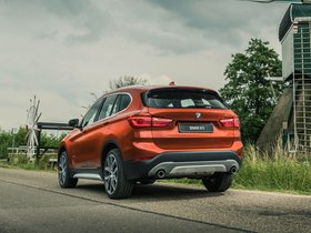 Ver foto 13 de BMW X1 xDrive20i Orange Edition 2017