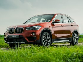 Fotos de BMW X1 xDrive20i Orange Edition 2017