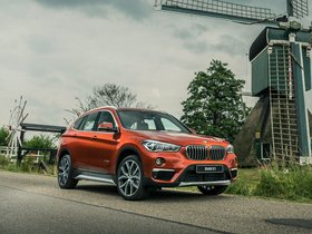 Ver foto 16 de BMW X1 xDrive20i Orange Edition 2017