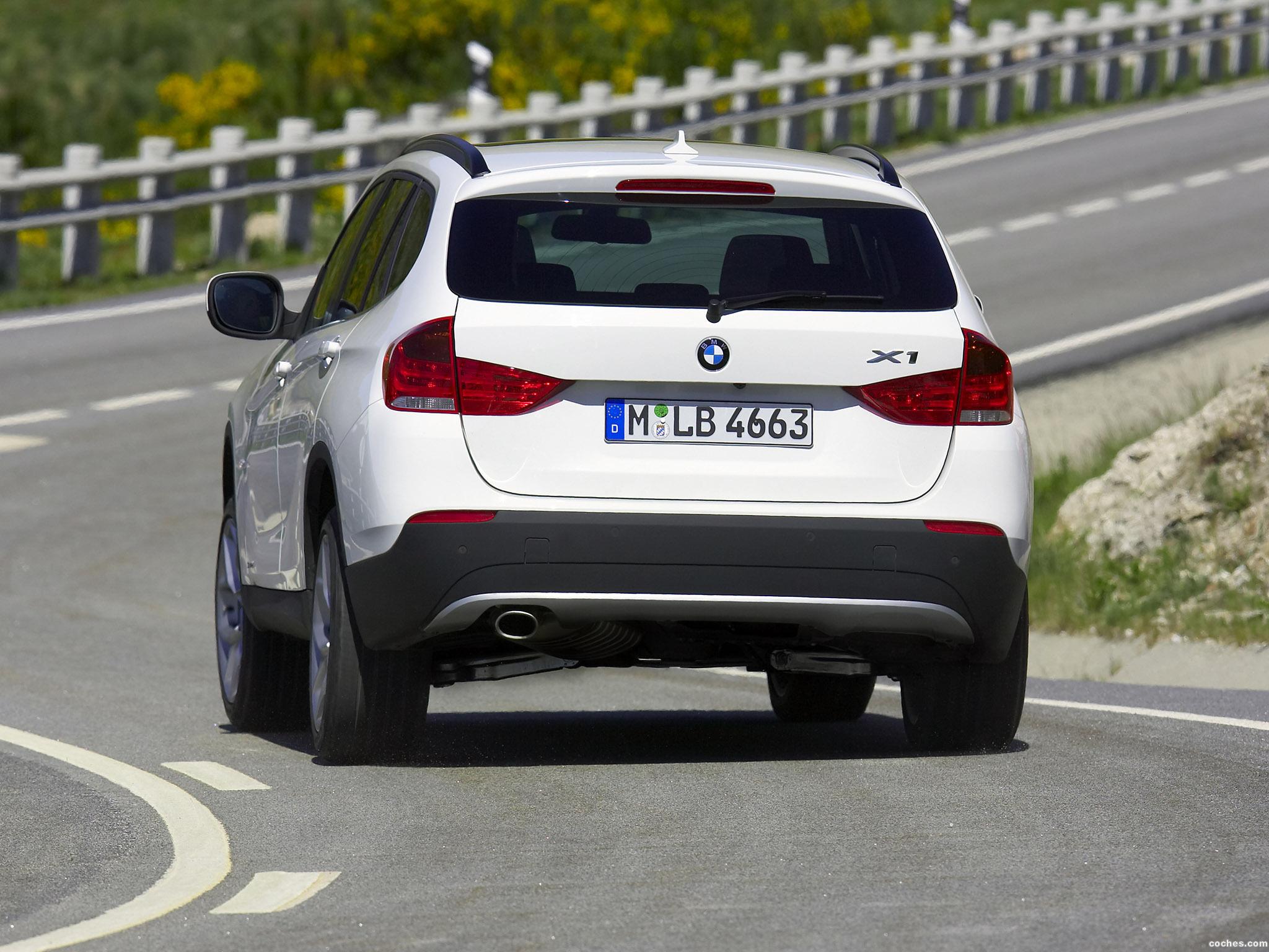 Foto 41 de BMW X1 xDrive23d 2009