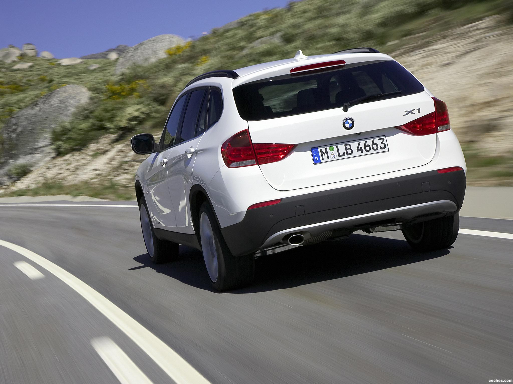 Foto 35 de BMW X1 xDrive23d 2009