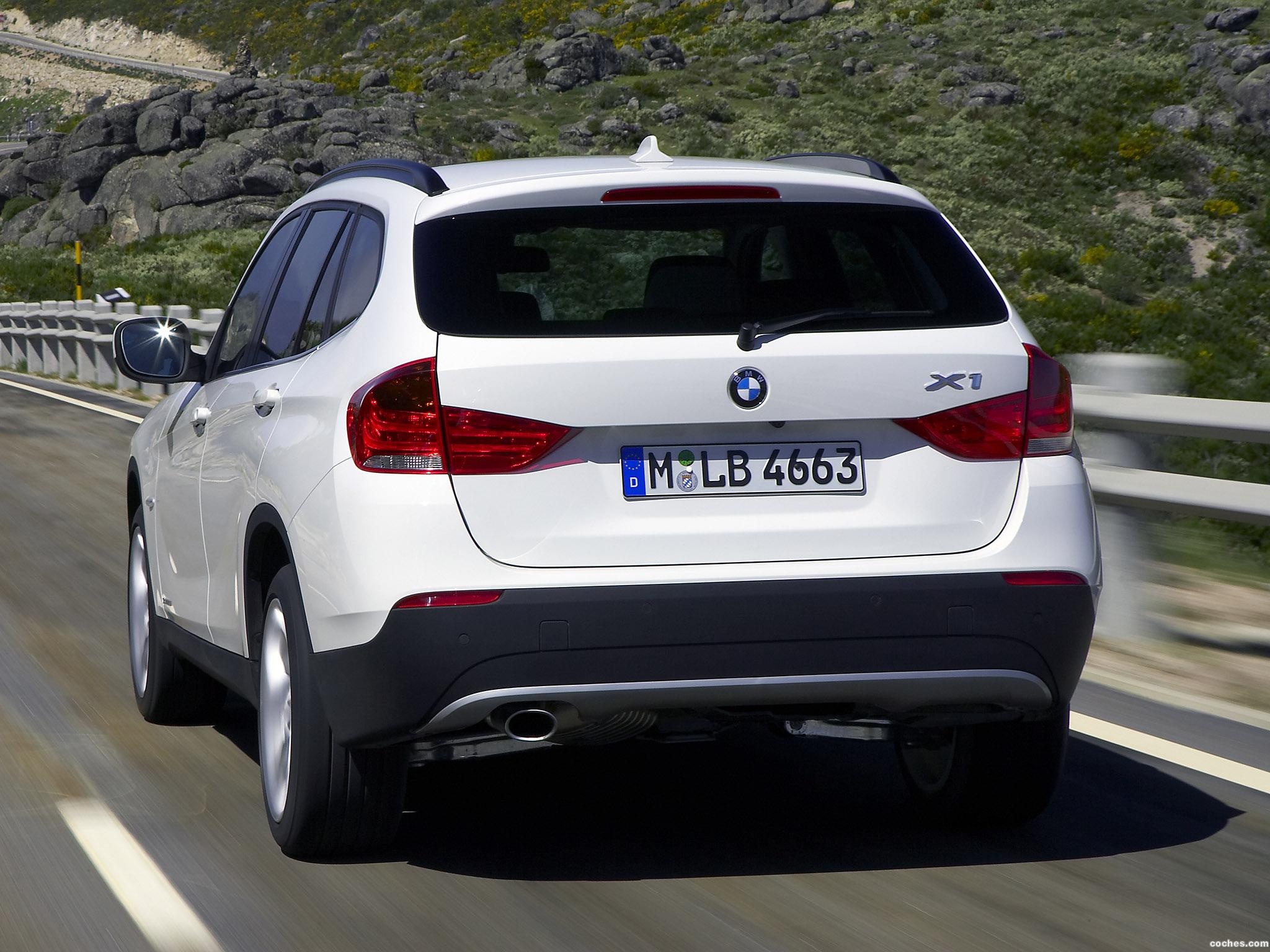 Foto 29 de BMW X1 xDrive23d 2009