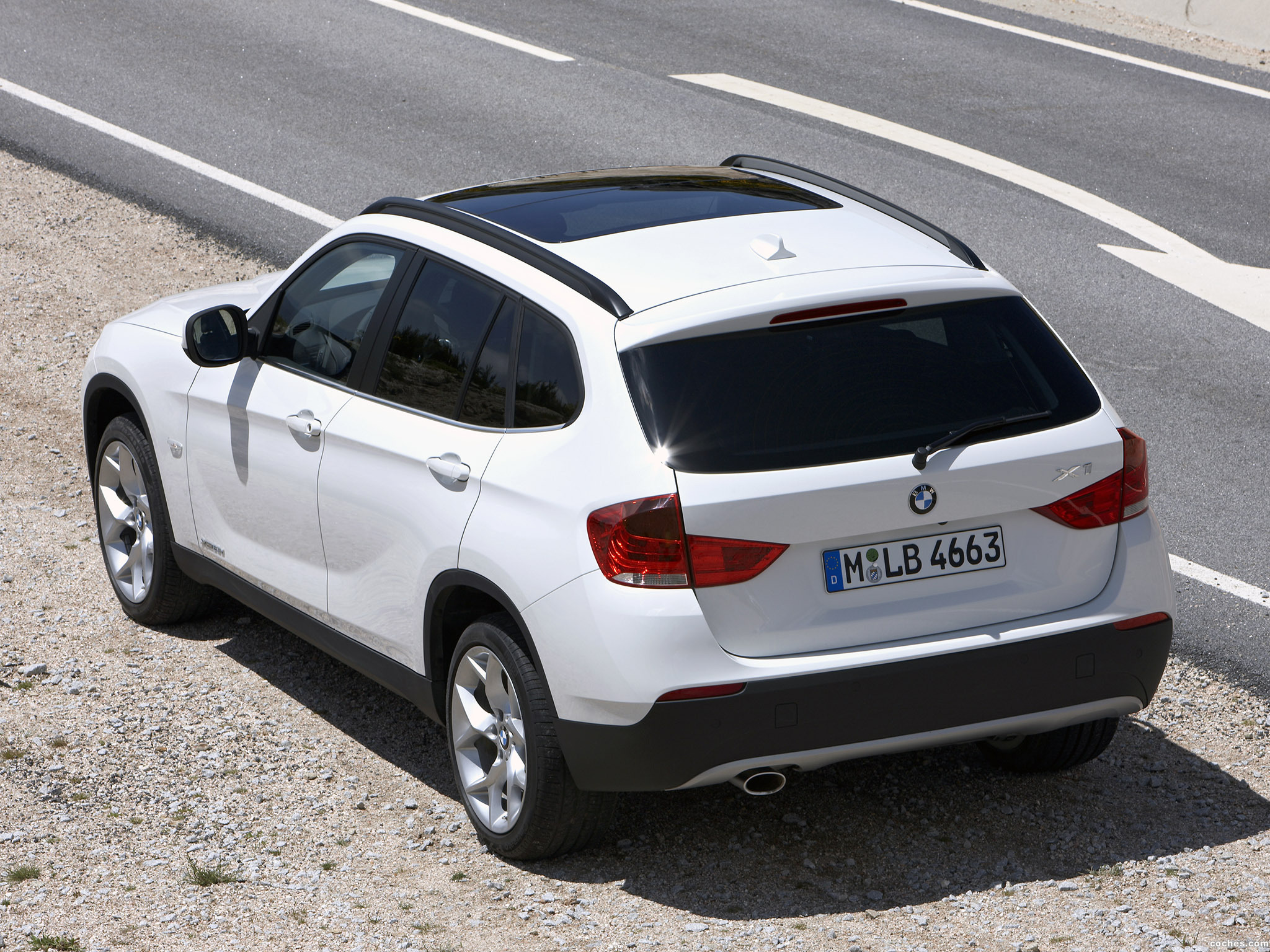 Foto 9 de BMW X1 xDrive23d 2009