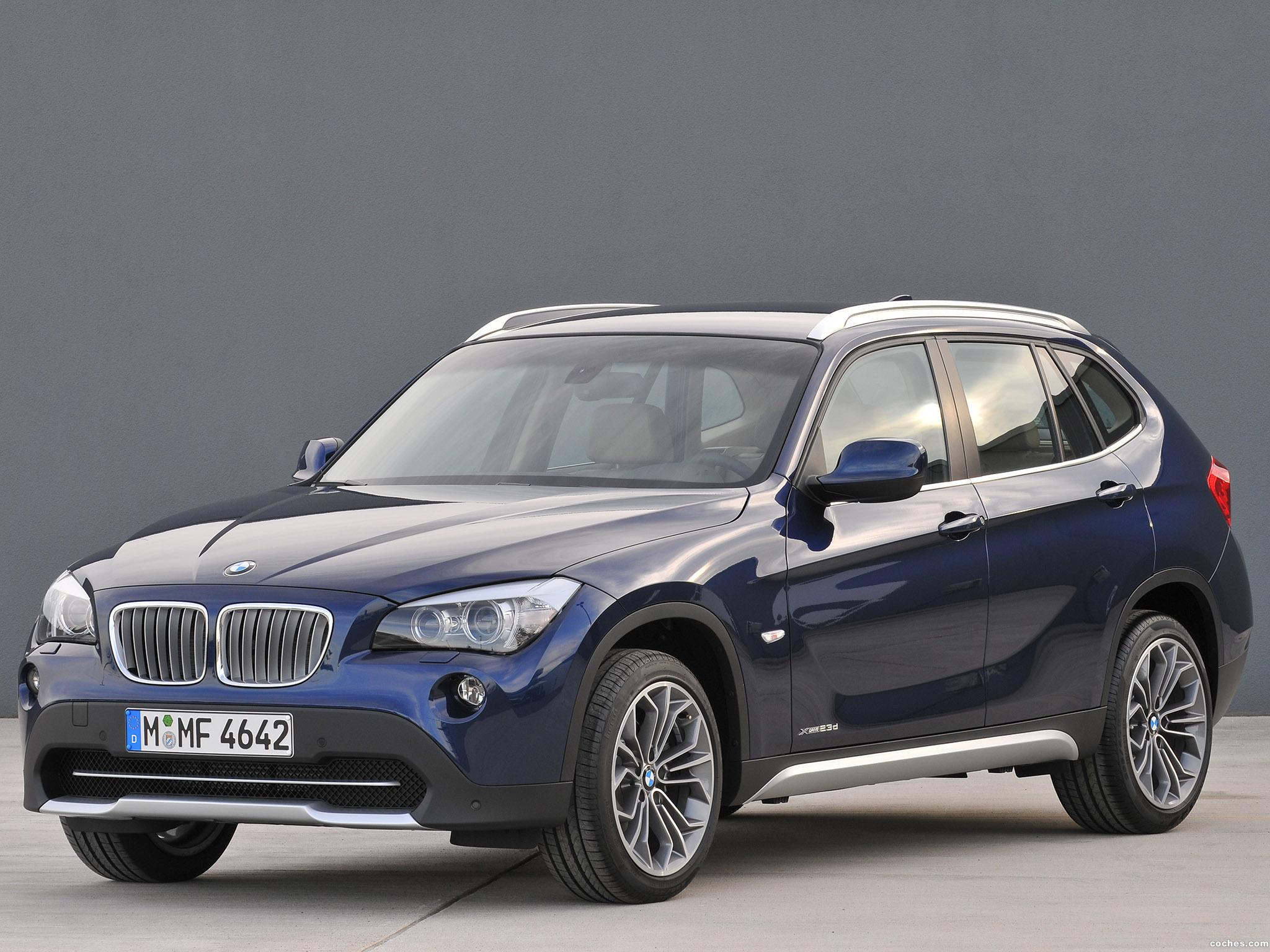 Foto 0 de BMW X1 xDrive23d 2009