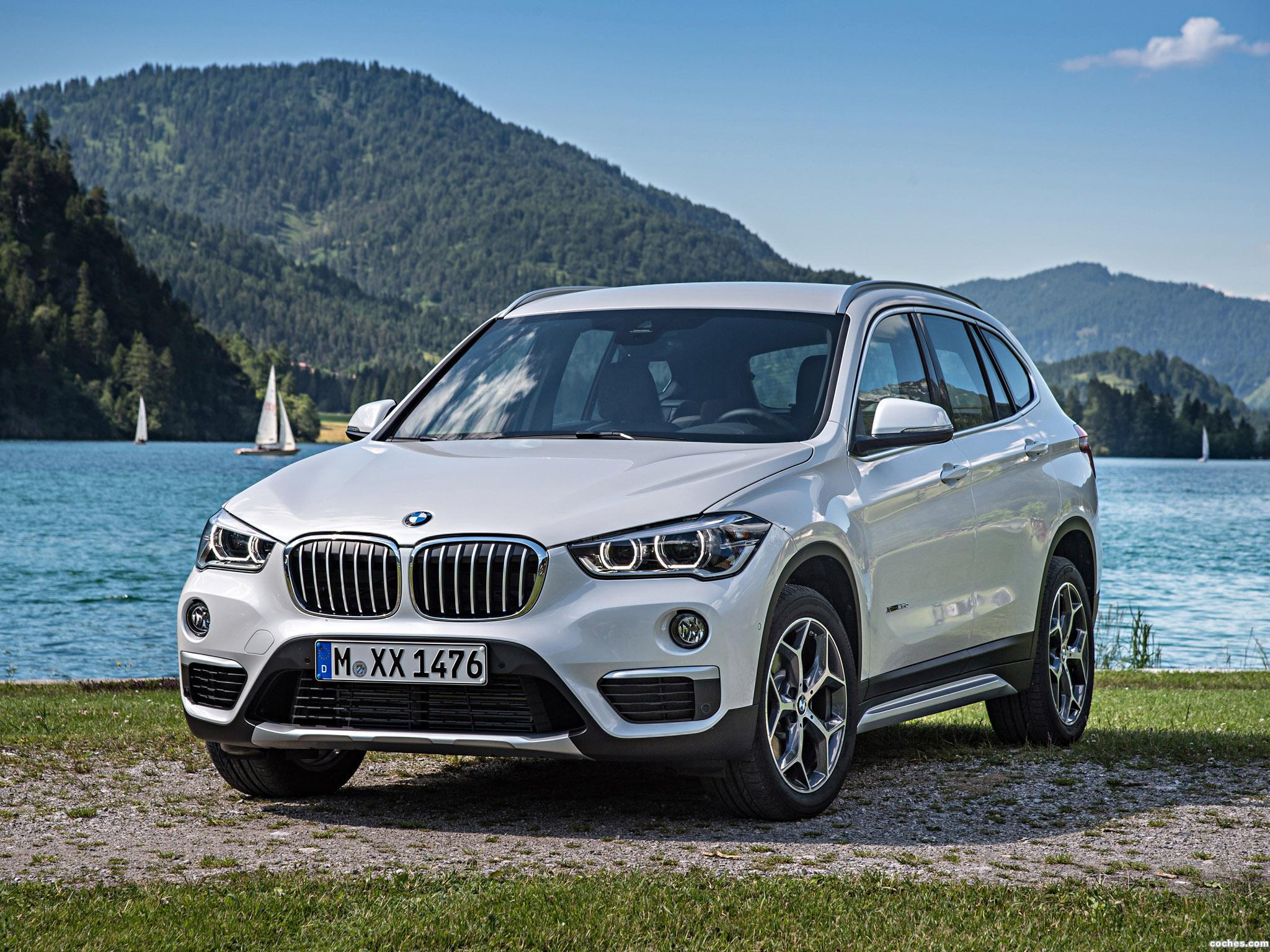 fotos de bmw x1 xdrive25d xline f48 2015 foto 6. Black Bedroom Furniture Sets. Home Design Ideas