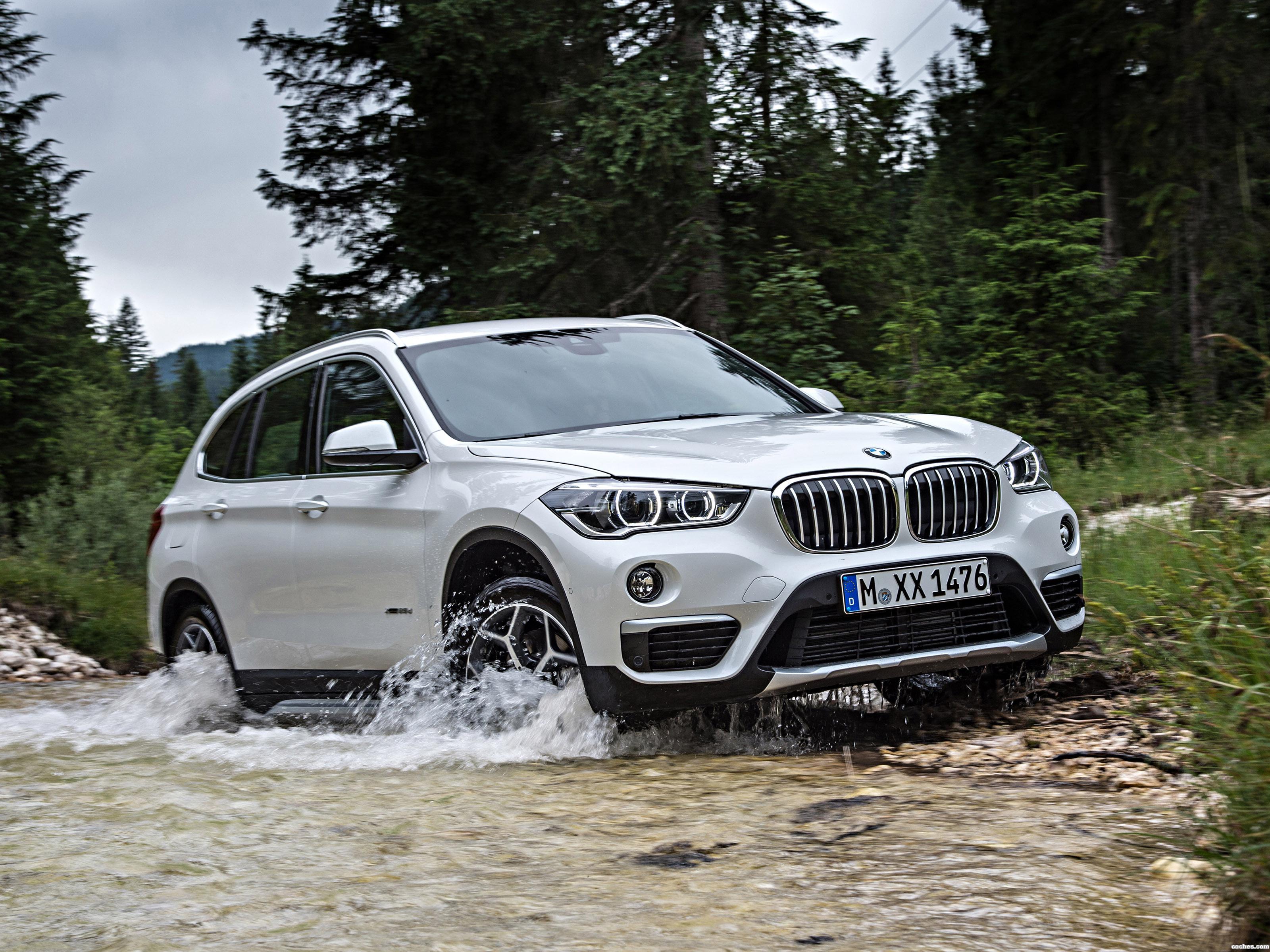 Foto 0 de BMW X1 xDrive25d xLine F48 2015