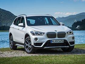 Ver foto 8 de BMW X1 xDrive25d xLine F48 2015