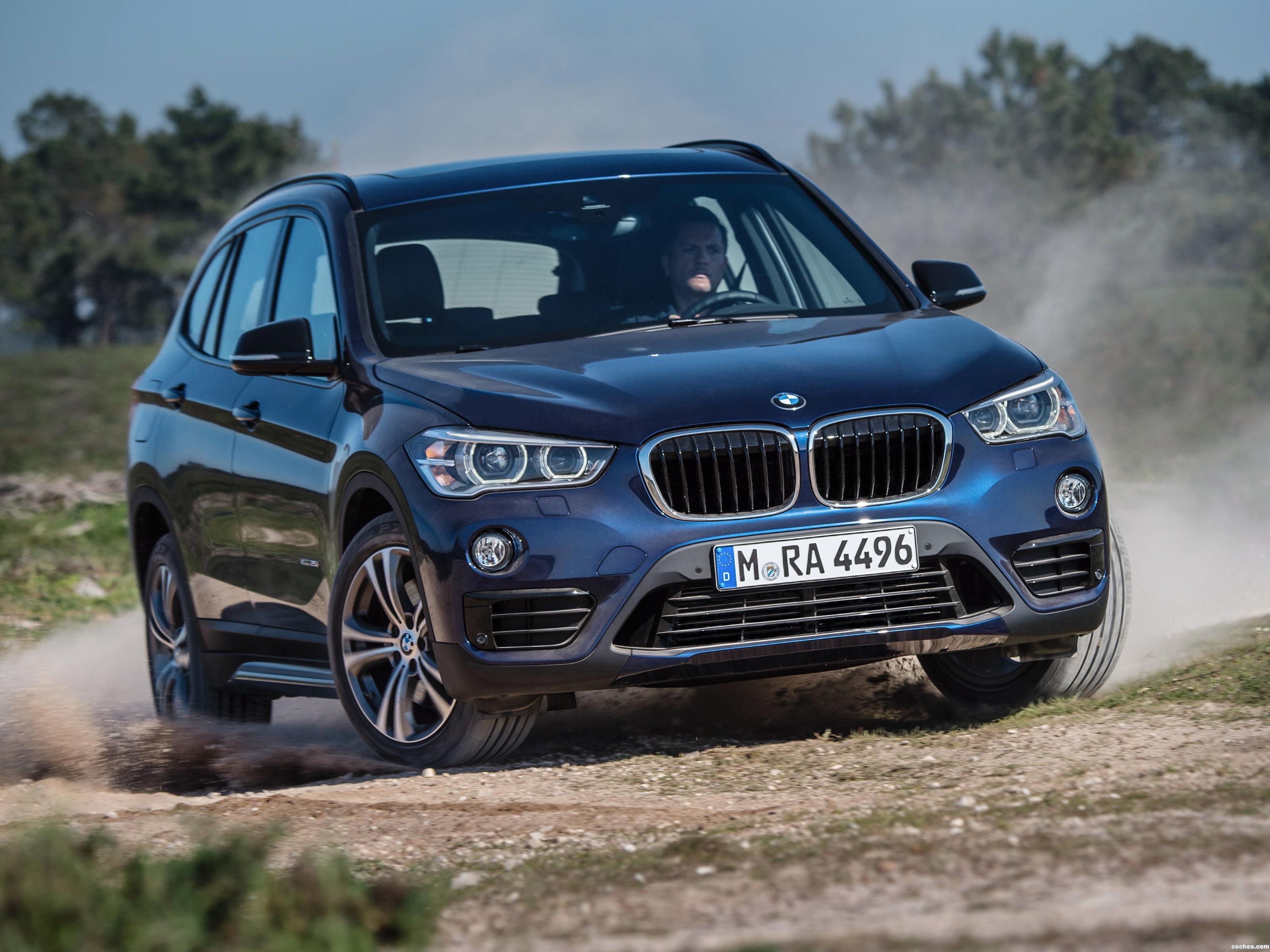 Foto 0 de BMW X1 xDrive25i Sport Line F48 2015