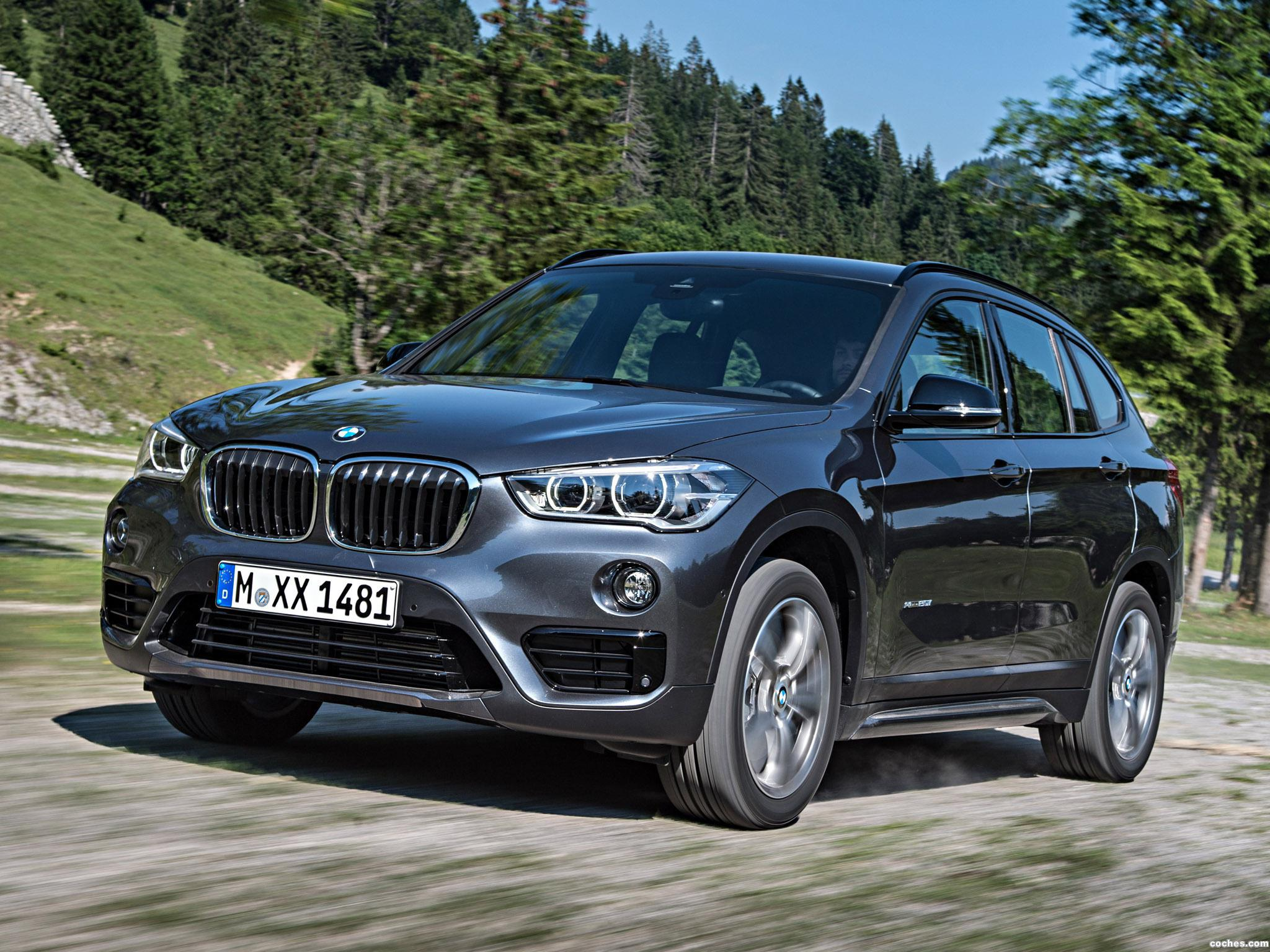 fotos de bmw x1 xdrive25i sport line f48 2015 foto 27. Black Bedroom Furniture Sets. Home Design Ideas