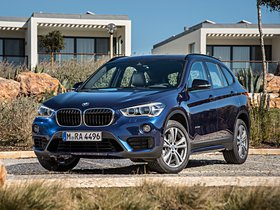 Ver foto 11 de BMW X1 xDrive25i Sport Line F48 2015