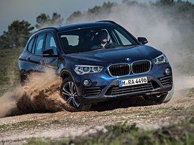 Ver foto 10 de BMW X1 xDrive25i Sport Line F48 2015