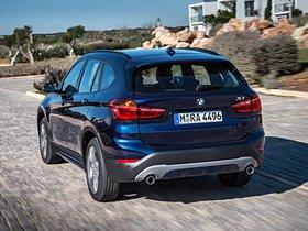 Ver foto 8 de BMW X1 xDrive25i Sport Line F48 2015