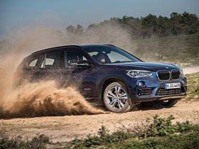 Ver foto 7 de BMW X1 xDrive25i Sport Line F48 2015