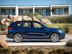 Ver foto 18 de BMW X1 xDrive25i Sport Line F48 2015