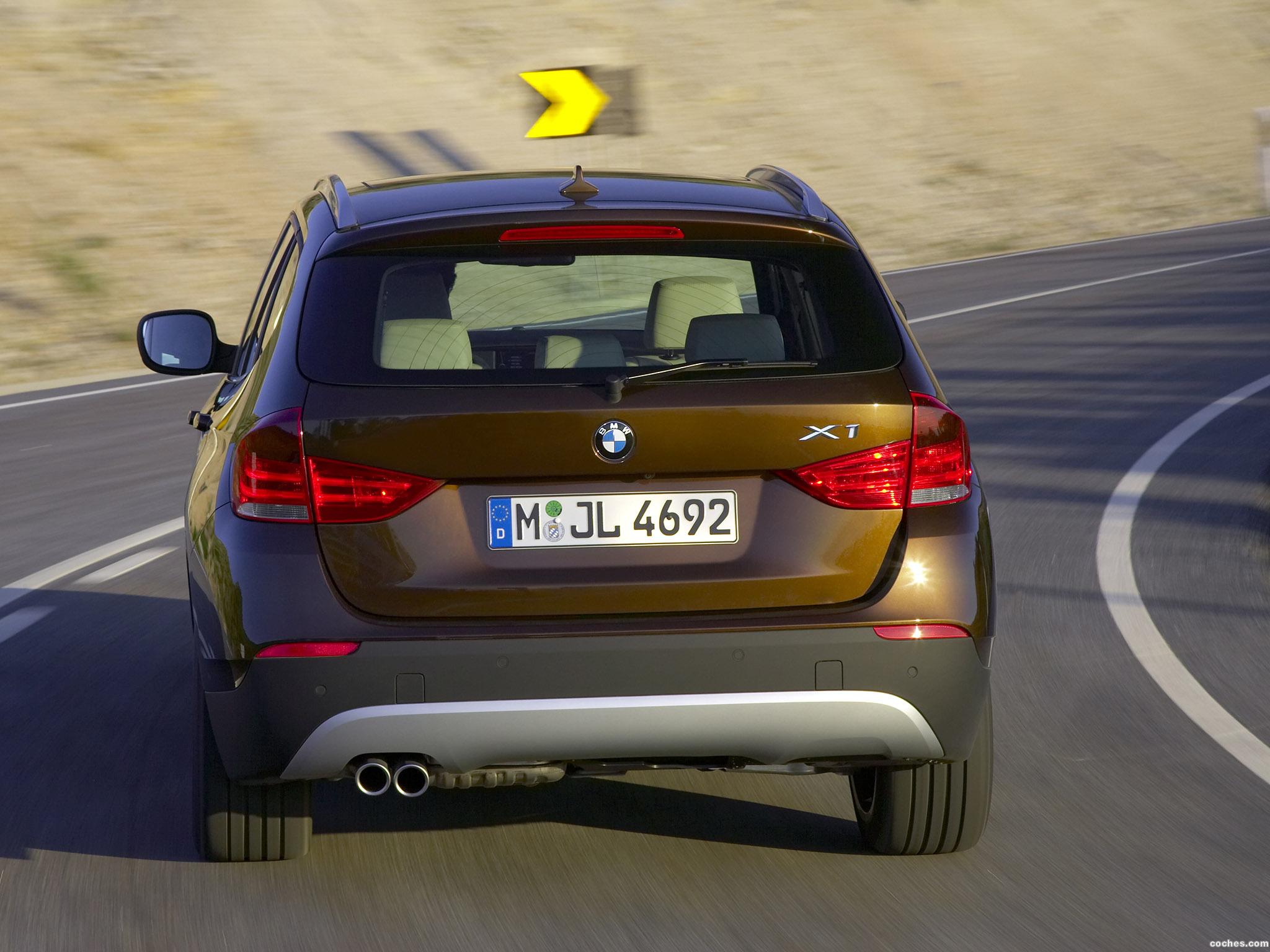 Foto 50 de BMW X1 xDrive28i 2009