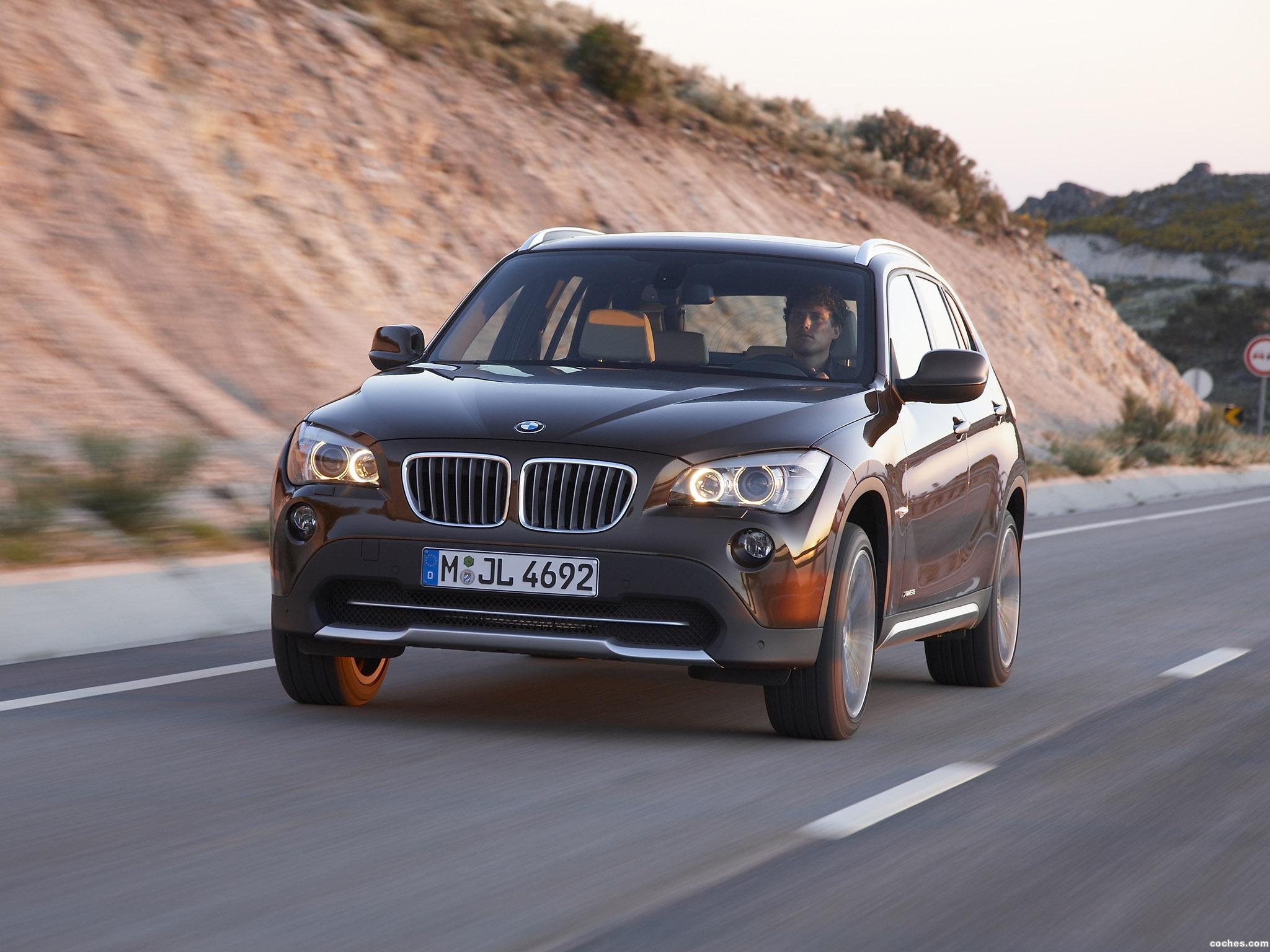 Foto 9 de BMW X1 xDrive28i 2009
