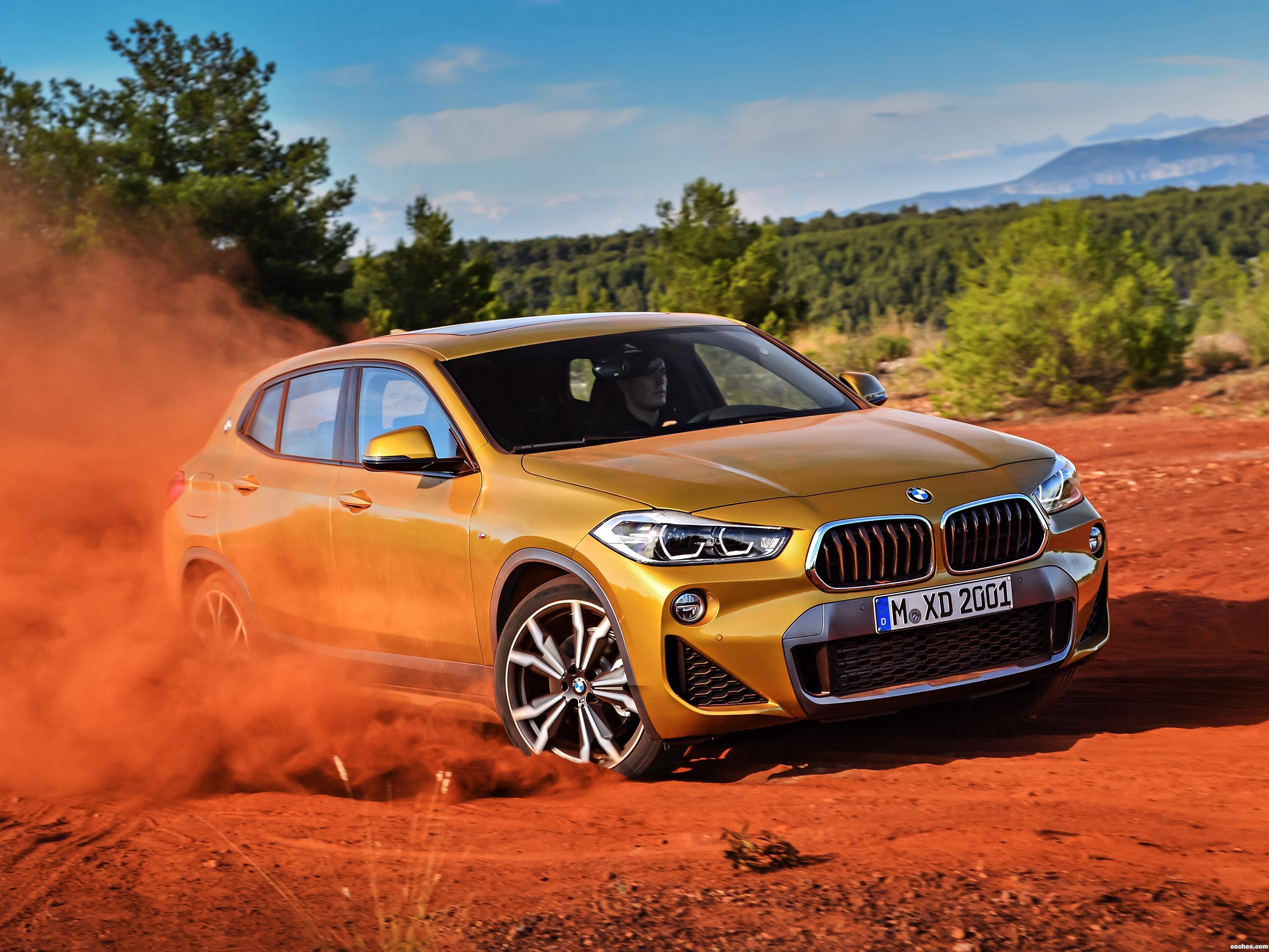 Foto 0 de BMW X2 xDrive20d M Sport F39 2018