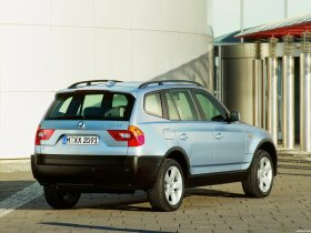 Ver foto 27 de BMW X3 E83 2003